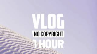 [1 Hour] - HaTom - Asleep (Vlog No Copyright Music)