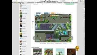 Игры на двоих - Альянс роботов (1 часть) - Непонятка с упровлением