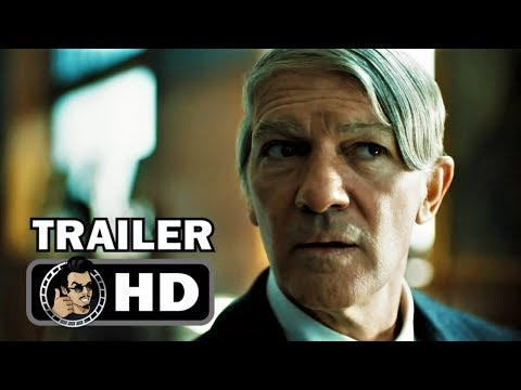 GENIUS: PICASSO Official Trailer (HD) Antonio Banderas NatGe