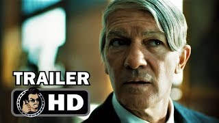 GENIUS: PICASSO Official Trailer (HD) Antonio Banderas NatGeo Series