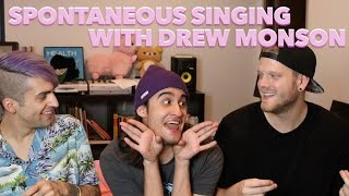 SPONTANEOUS SINGING (feat. Drew Monson)