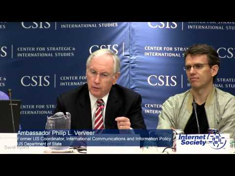 The Geopolitics of Internet Governance - DC 5/23/2013