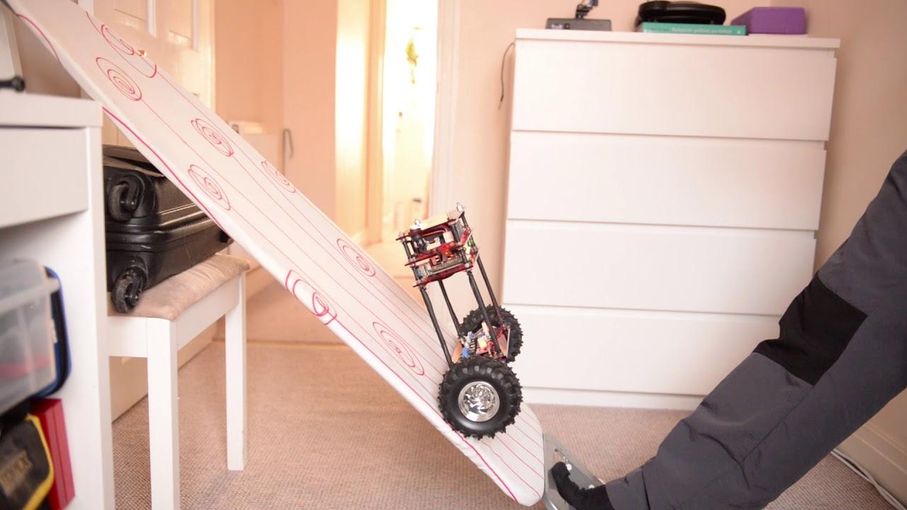 Self Balancing Robot – Wicked Lab Electronics