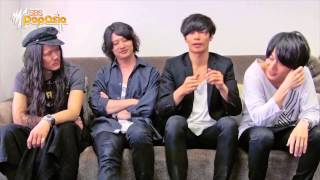 [Alexandros] talk about sleeping habits & alternate lives