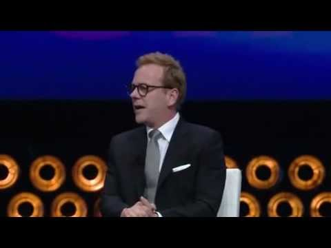Kiefer Sutherland interview on Touch Part 1