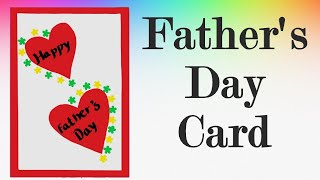 Father's Day Card - Very Easy
