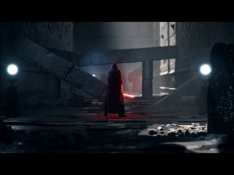 KOTOR Ancient Ruins REMASTERED in UNREAL ENGINE 5