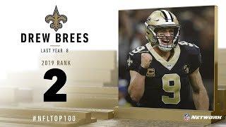 #2: Drew Brees Qb, Saints | Top 100 Players Of 2019 | Nfl