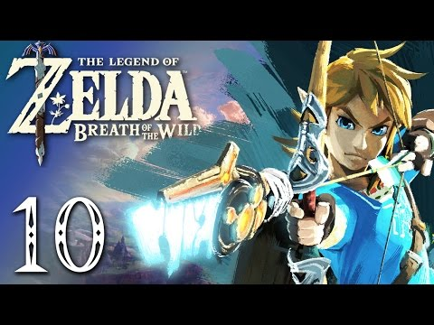 ZELDA BREATH OF THE WILD #10 | Les armes archéoniques