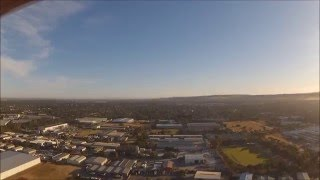 Flight - Parafield to Mount Gambier