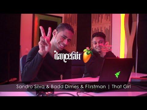 BADD DIMES & SANDRO SILVA | Dancefair FL Studio Sessions