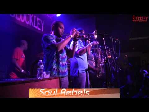 Soul Rebels - Live at The Blockley!