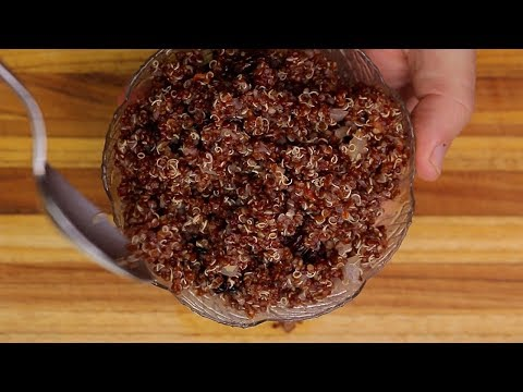 Red Quinoa Recipe Healthy Recipe Channel