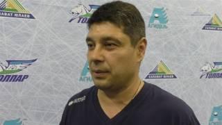 Алик Гареев: «Доволен итогами турнира»
