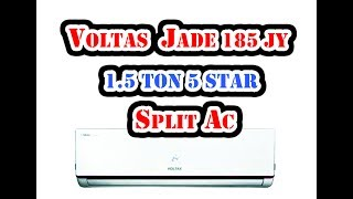 Voltas Jade 185 JY 1.5 Ton 5 Star Split AC