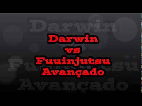 Naruto RPG Online Darwin Vs Fuuinjutsu Avançado
