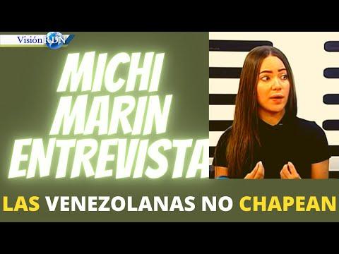 ENTREVISTA ESPECIAL Actriz VENEZOLANA MICHI MARIN VENEZOLANA NO VENECA