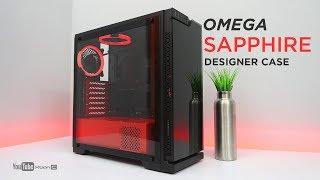 VLOG: Omega Sapphire RGB Designer Case Unboxing & Overview [Ph]
