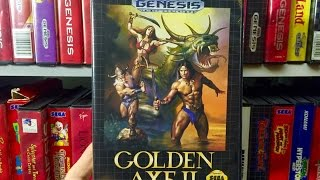 Golden Axe II (Sega Genesis) James & Mike Mondays