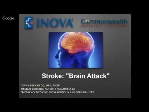 Inova Live Chat: Blood Clots and the Brain - Current Emergen