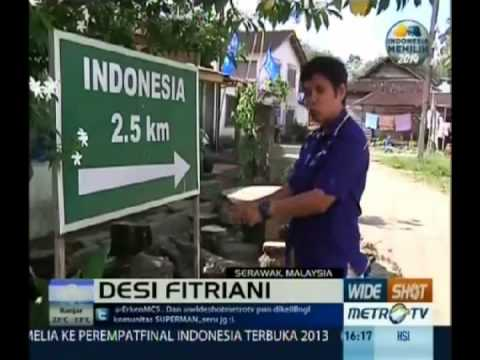 Ironi di Tapal Batas   Wide Shot Metro TV 13 Juni 2013