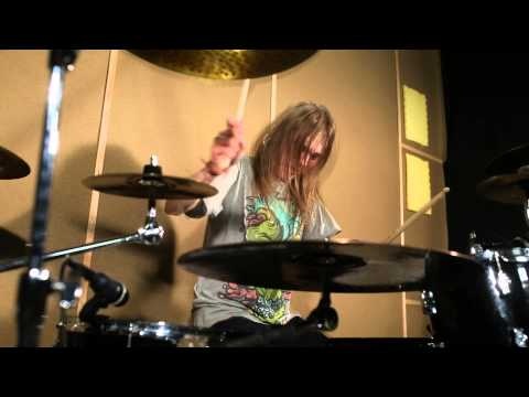 Gennady Podrezov - Molotov Solution - Injustice For All (Drum Cover)