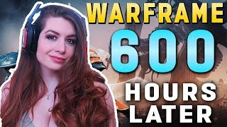 Warframe 600 Hours Later Review  RedheadRedemption