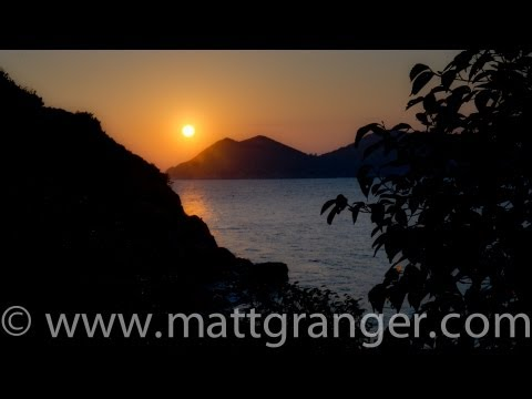 Travel and sunset photography - South West Cheung Chau