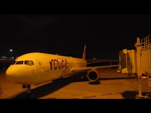 TRAVEL REPORT -AIR CANADA ROUGE 767-300ER AC1867 MCO-YYZ