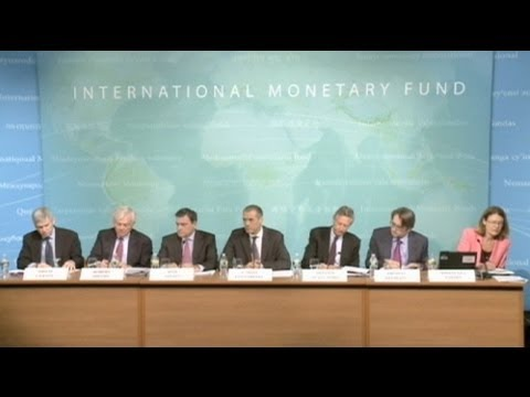IMF urges Europe to act swiftly on debt crisis