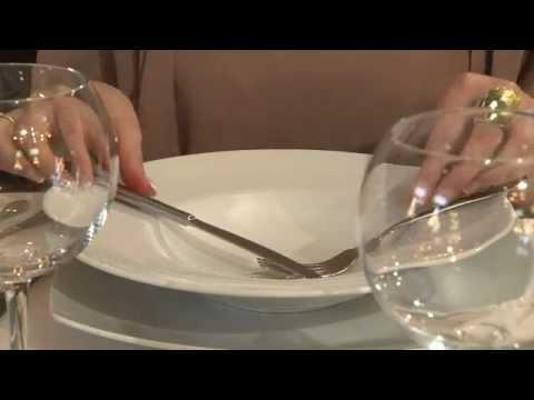 Ранкове Espresso: про етикет за столом