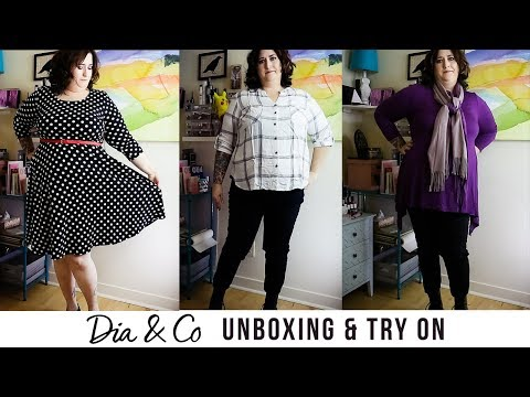9e5a9fd519d DIA   CO UNBOXING   TRY ON