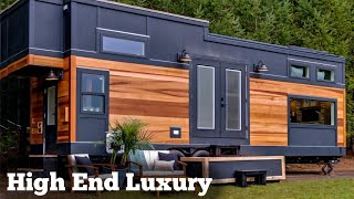 10 Luxury Tiny Manufactured Homes