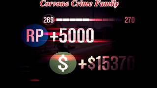 Corvone Crime Family  vs  DeCavalcante Crime Family #4v4