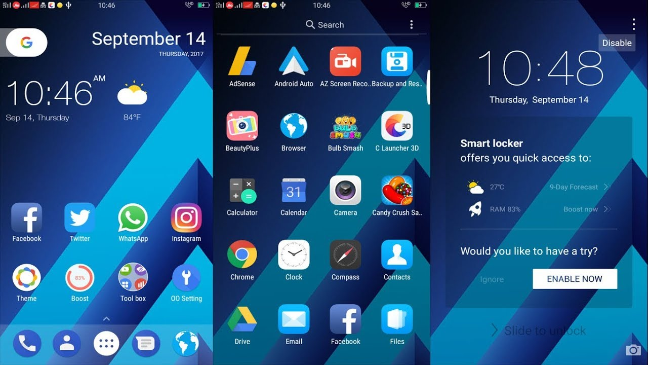 latest android version for samsung a5 2017