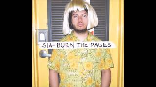 Sia - Burn The Pages (DIY Acapella)