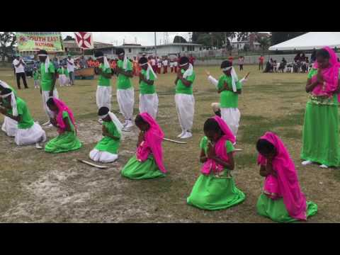 Sai Sports & Family Day 2017 - Marching (Highlights)
