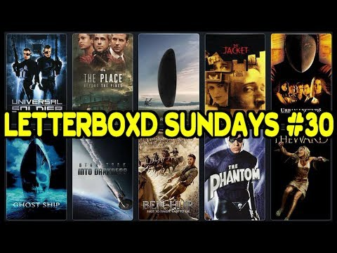 Letterboxd Sundays #30: UNIVERSAL SOLDIER Movie Review & More