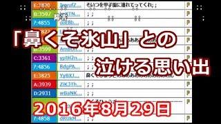 放送タイトル:『雑談』1枠目 1/2【2016/08/29】 放送URL→http://www.ni...