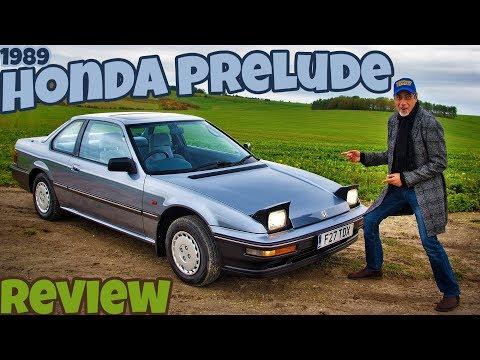 1989 Honda Prelude review
