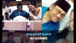 Riwayat Sakit BJ Habibie yang Kini Sedang Dirawat di RSPAD Gatot Soebroto