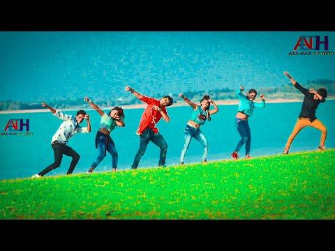 Wo Ladki Aankh Mare || Nagpuri Sadri  Video || Nas Faad Dance || ALL NEW DJ HITS