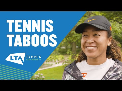 Tennis Taboos at the Nature Valley Classic