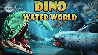Dino Water World-Jurassic game - Zia U Walkthrough
