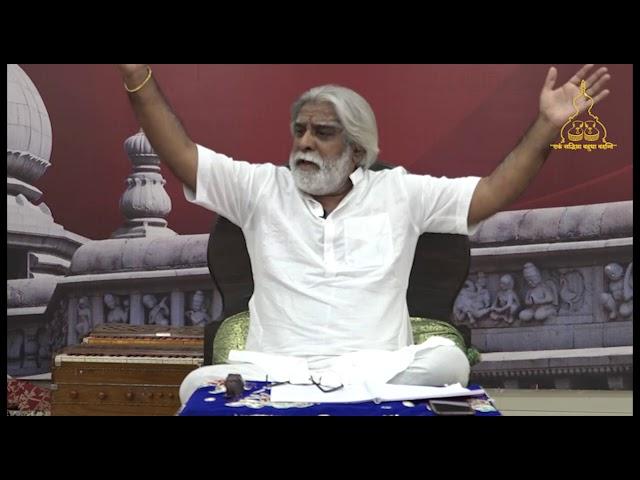 Nature of Happiness - Shri Dnyanraj Manik Prabhu Maharaj, Maniknagar (Hindi)