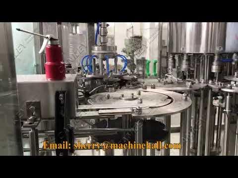 Automatic Water Bottling Line, Water Bottling Equipment