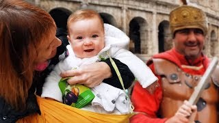 Бьянка в Италии: Путешествие по Риму - Премьера для детей!