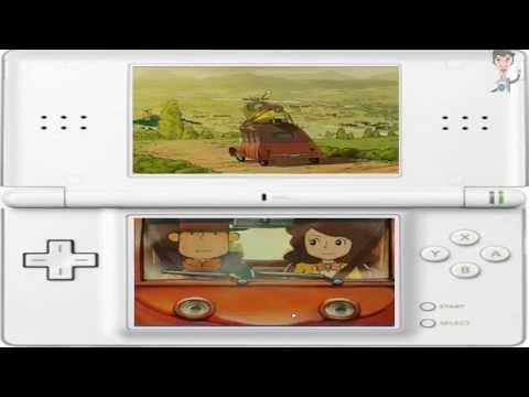 23.- El Profesor Layton - Nintendo DS - EmulyTIZO