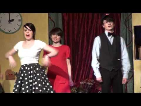 Little Shop of Horrors - St David's High School, Saltney