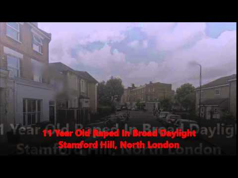 11 year old boy raped in broad daylight,  Stamford Hill, North london